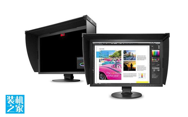 EIZO CG2420,CS2420显示器发布位于摄影/设计/印刷等