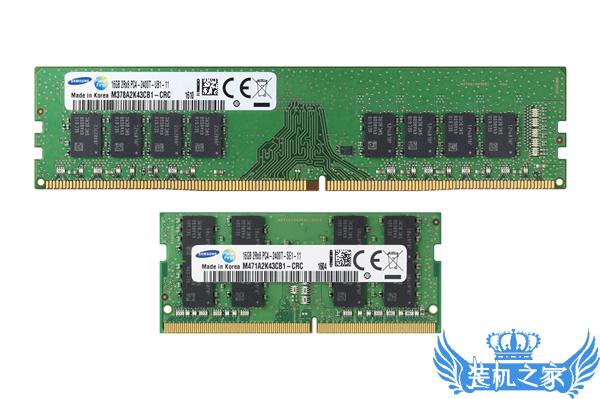 三星全球第一家量产10nm工艺DDR4内存颗粒