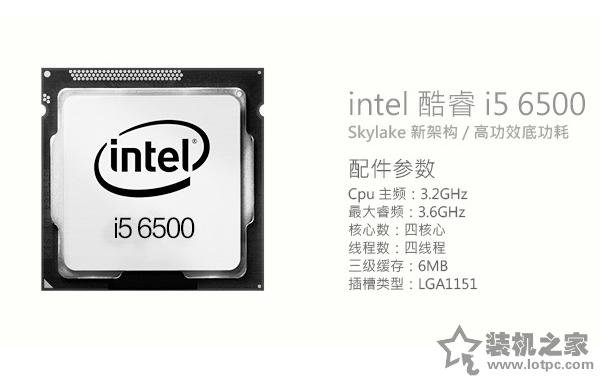 i5 6500配什么显卡