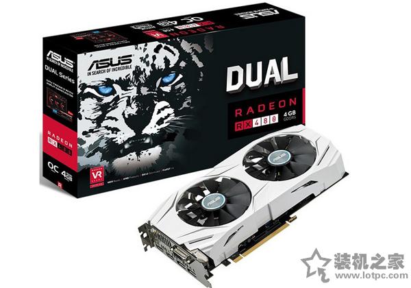 华硕Radeon RX480 DUAL O4G版即将上市