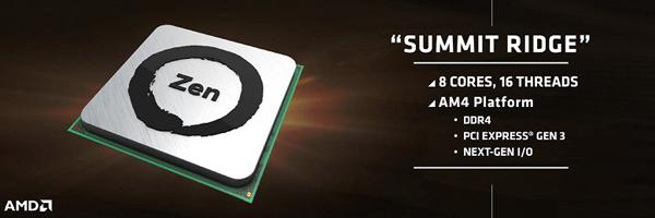 AMD最新AM4接口的X370主板來到 支持DDR4/交火/超頻
