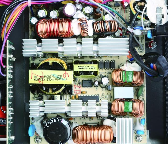 组装电脑选购电源:教你如何选择500W功率电源
