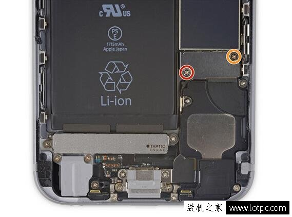6s拆机更换电池方法 iphone6s更换电池图文详细教程