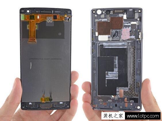 一加手机2拆解全过程 一加2手机拆机图解教程