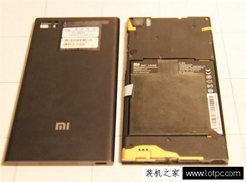小米3怎么更换电池 小米3手机拆机更换电池教程图解 2