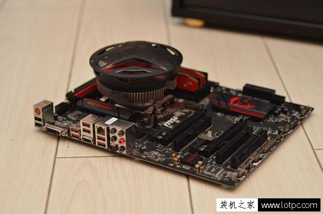 六代i7-6700K/Z170/GTX1080豪华高端电脑配置推荐 配装机效果图