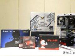 i7-6700K配Z170及GTX1080组装台式机配置推荐 通杀所有游戏大作