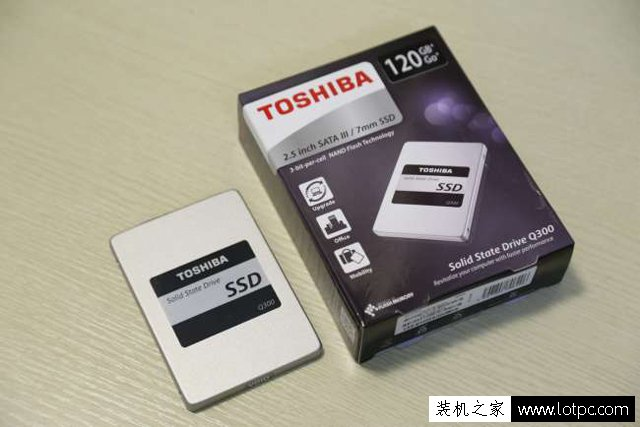 """东芝Q300 120G TLC 固态硬盘怎么样?东芝Q300 120G TLC SSD评测"""""""