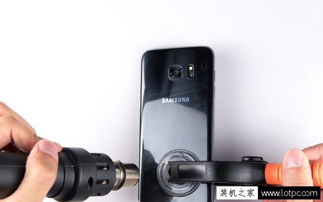 三星Galaxy S7edge怎么拆机?三星Galaxy S7edge拆机图解教程