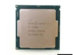 2017年新装机方案 intel七代i7-7700K配GTX1080游戏发烧电脑配置