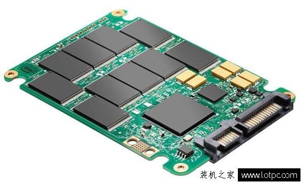 固态硬盘内部图示   芯片的工作温度范围:商规产品(0~70)、工规产品(-40~85)。   SSD虽然成本较高,但也正在逐渐普及到DIY市场。由于固态硬盘技术与传统硬盘技术不同,所以产生了不少新兴的存储器厂商。