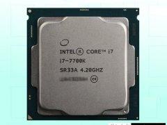 intel七代高端装机方案 i7-7700K配GTX1070组装台式机配置推荐