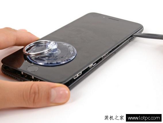 苹果iphone7 plus怎么更换电池 iphone 7 plus更换电池图解教程
