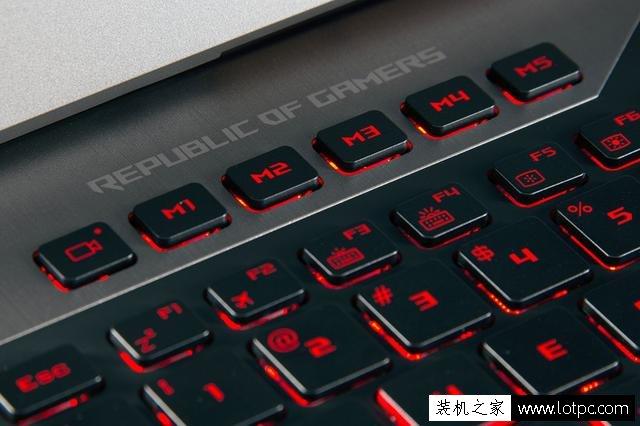 华硕ROG玩家国度G752游戏本评测:性能和颜值兼具