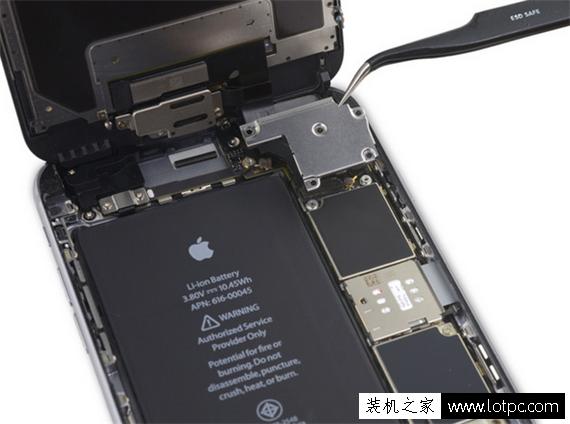 iphone 6s plus怎么更换电池 iphone 6s plus更换电池图解教程 3