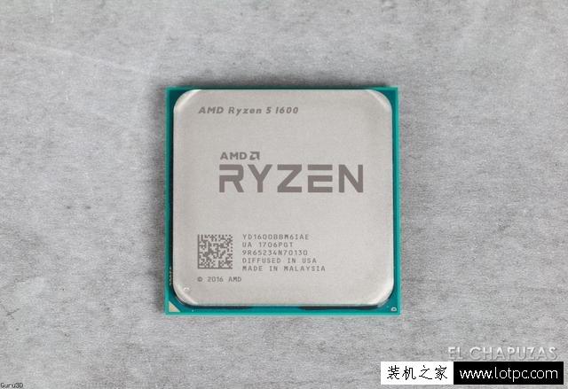 AMD锐龙R5-1600处理器性能测试成绩,多核秒i7
