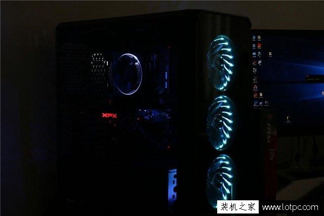 最新2017年i7-7700K/Z270/RX580组装电脑教程实录(附上电脑配置)