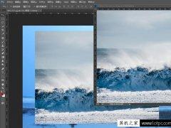如何使用PS更换照片的背景?使用photoshop软件更换人物背景!