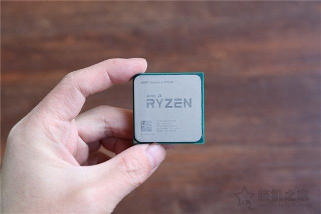 锐龙Ryzen3 2200G内置Vega 8相当于什么显卡?对比UHD630性能测试