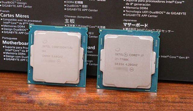 i5 8600k和i7 7700k哪个好?i5-8600k和i7-7700k区别及性能对比评测-装机之家