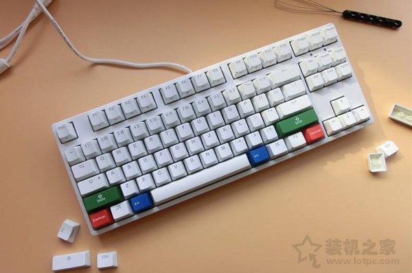 机械键盘茶轴 青轴 黑轴以及红轴有什么区别