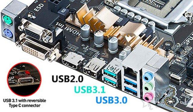 USB3.0、USB3.1 Gen1、USB3.1 Gen2传输速度差距有多大?