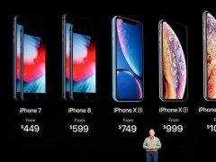 iPhone XS MAX和XS哪个好?苹果iPhone XS和XS MAX的区别对比