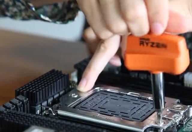 AMD锐龙Threadripper处理器怎么安装?锐龙Threadripper安装教程