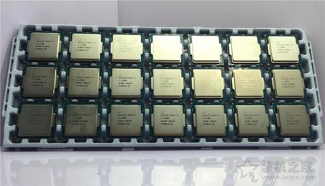 intel中文盒装和英文盒装、散片CPU的区别对比科普 装机值得一看!