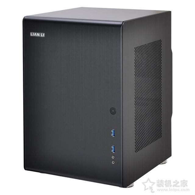 万元级ITX小钢炮装机 锐龙R7-2700X搭配RTX2060高端迷你电脑主机