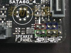 电脑组装教程之主板跳线接法图解 手把手教您如何搞定主板跳线