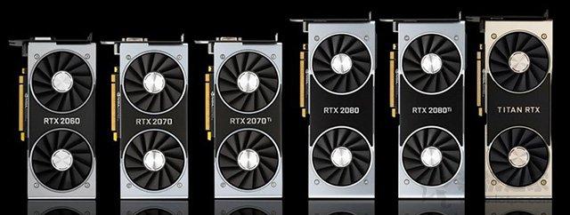 RTX2070Ti显卡规格曝光,性能相比RTX2070高出约15%!