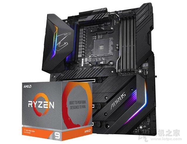 AMD锐龙R9-3900X配什么主板?三代锐龙Ryzen9 3900X与主板搭配知识
