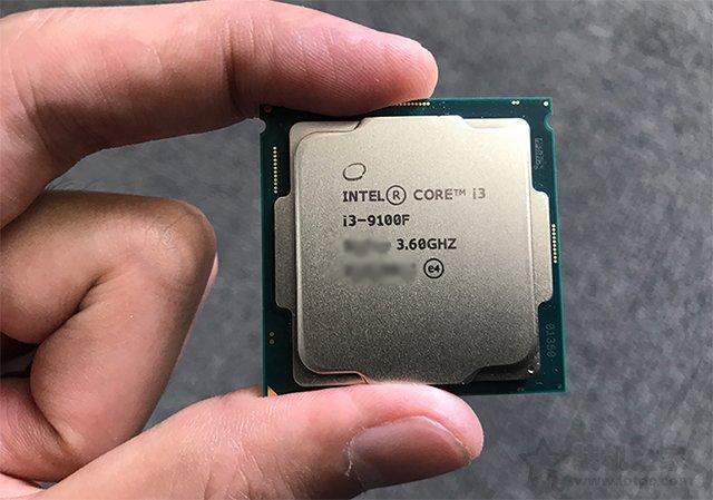被小白低估的高性价比CPU!九代i39100F独显游戏主机配置推荐