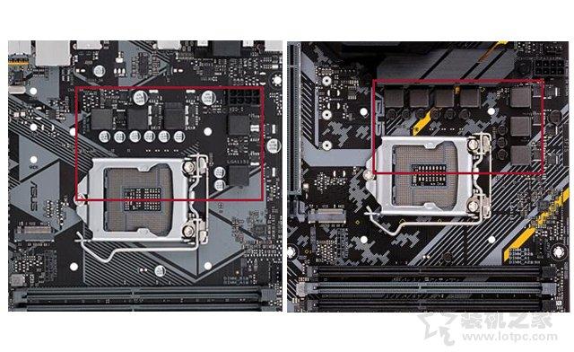 台式电脑主板怎么看好坏?相同芯片组主板贵的和便宜的有什么区别