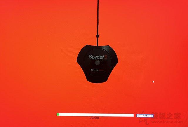 红蜘蛛5校色仪怎么用?显示器校色及测试色域和色彩精准度详细教程