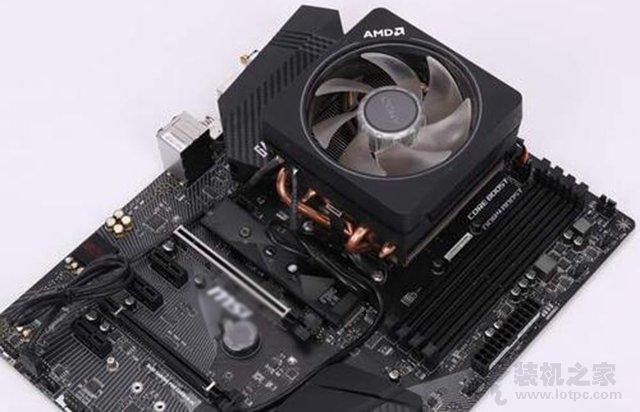 AMD锐龙R53500X配什么主板?三代锐龙Ryzen5 3500X与主板搭配知识