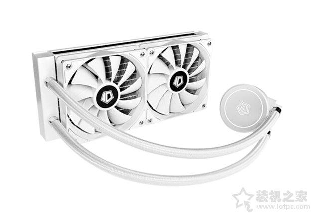 打造全白色硬件的电脑主机!i7-9700F配RTX2070S白色主题主机方案
