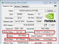 GTX960 4G显卡249元低价包邮捡漏记 假显卡拒绝退货!