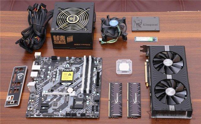 从学习硬件知识到选电脑配置再到电脑组装教程及系统安装-导航篇