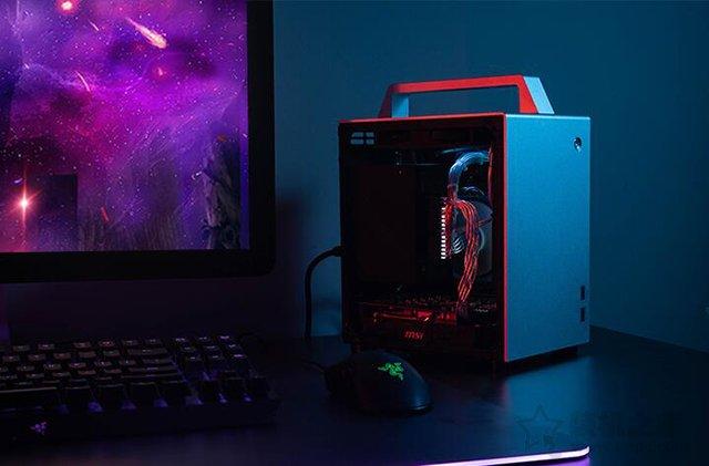 精品手提小钢炮电脑 AMD锐龙R5-3600独显ITX小钢炮电脑配置清单