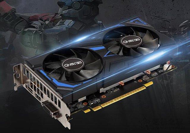 影驰 GeForce GTX1650Super 骁将 4G