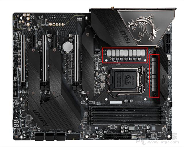 主板B460和Z490有什么区别?哪个好?Z490和B460主板区别对比知识