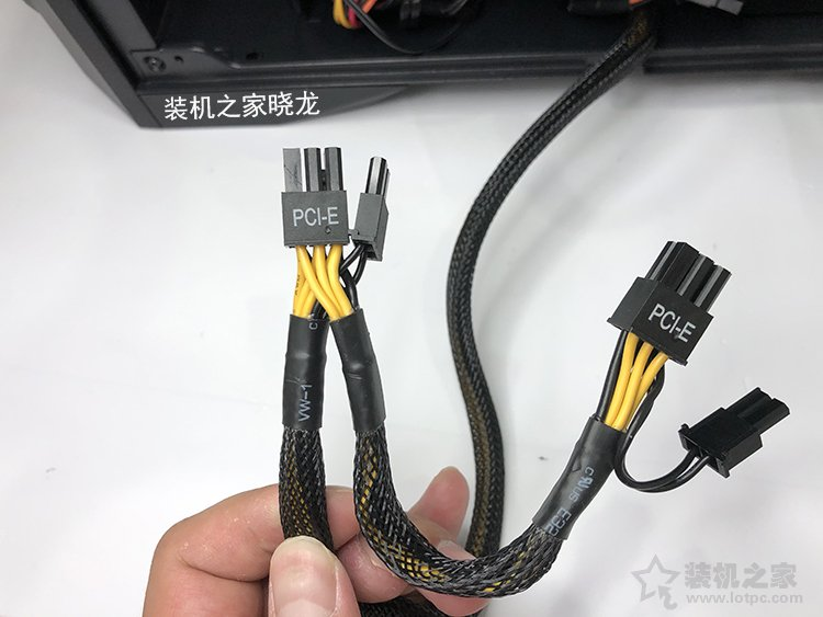 独立显卡如何安装到主板上?独立显卡接线与显卡安装图解教程