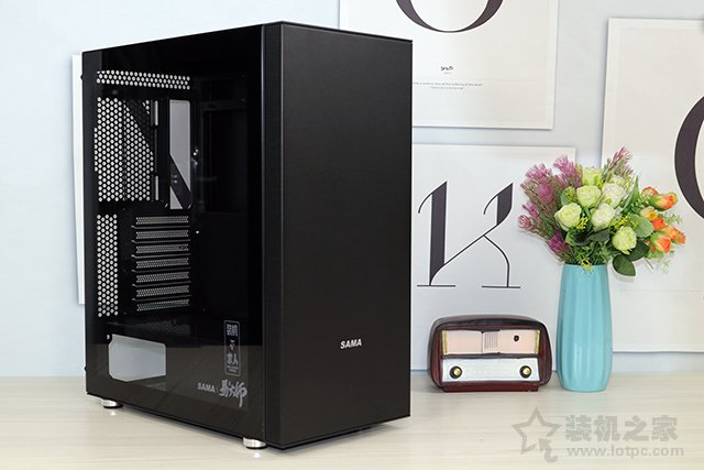618抄底攒机好时节,i7 9700K+RTX2060S先马易大师机箱装机作业!