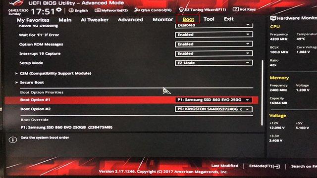 win10开机黑屏只有任务栏图片