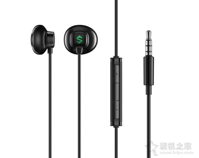 黑鲨3.5mm游戏耳机