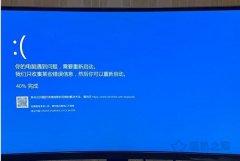 一起超频引起的电脑频繁蓝屏死机故障实例,附解决方法