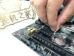 M.2固态硬盘怎么安装在台式电脑上?M.2固态硬盘SSD安装图文教程