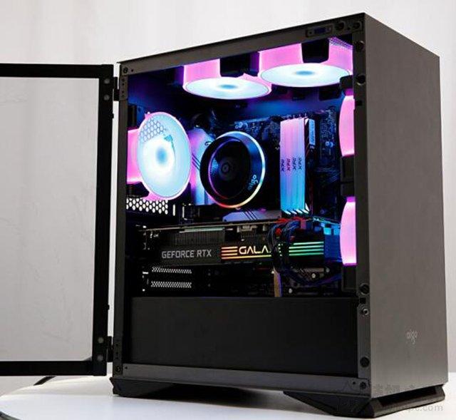 爽玩游戏大作!AMD锐龙R5 5600X配RTX3070组装电脑配置推荐